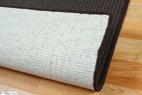 Carpet rug flat woven BALTRUM 80 cm x 150 cm anthracite online kaufen