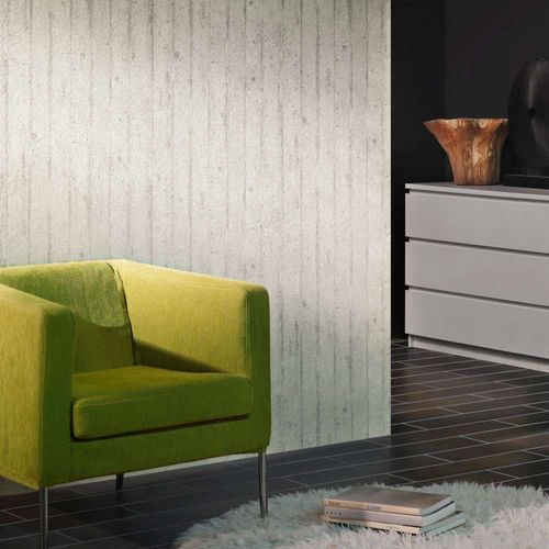 Wallpaper stone tiles design white AS Creation 7137-11 online kaufen