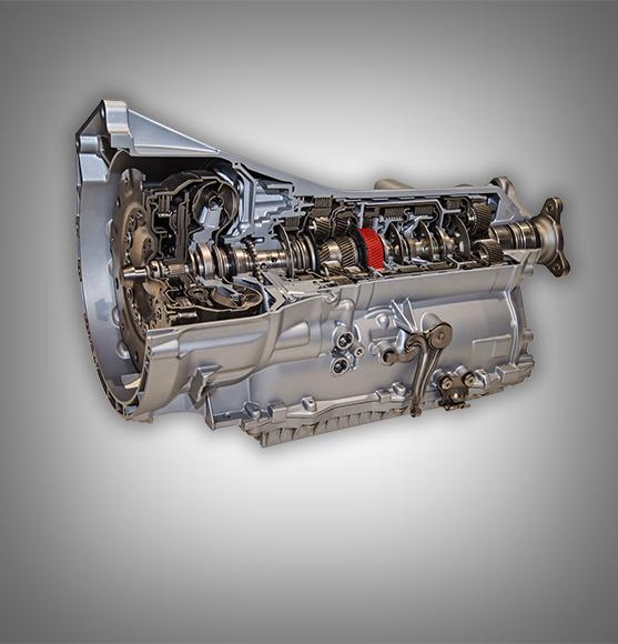 Getriebe / Antrieb