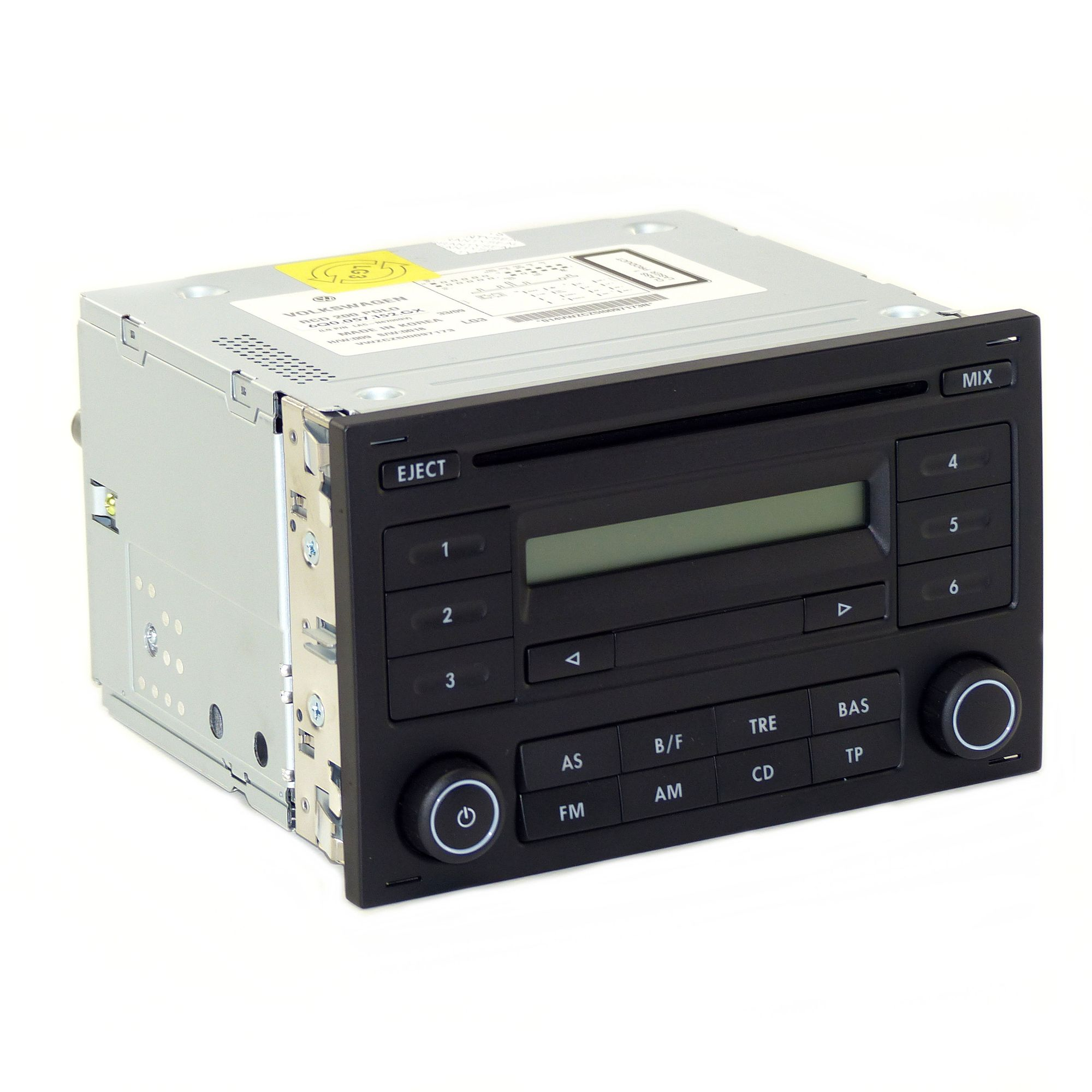 Autoradio Polo 9n : autoradio radio rcd 200 mit cd player vw polo 9n 9n3 golf ~ Jslefanu.com Haus und Dekorationen