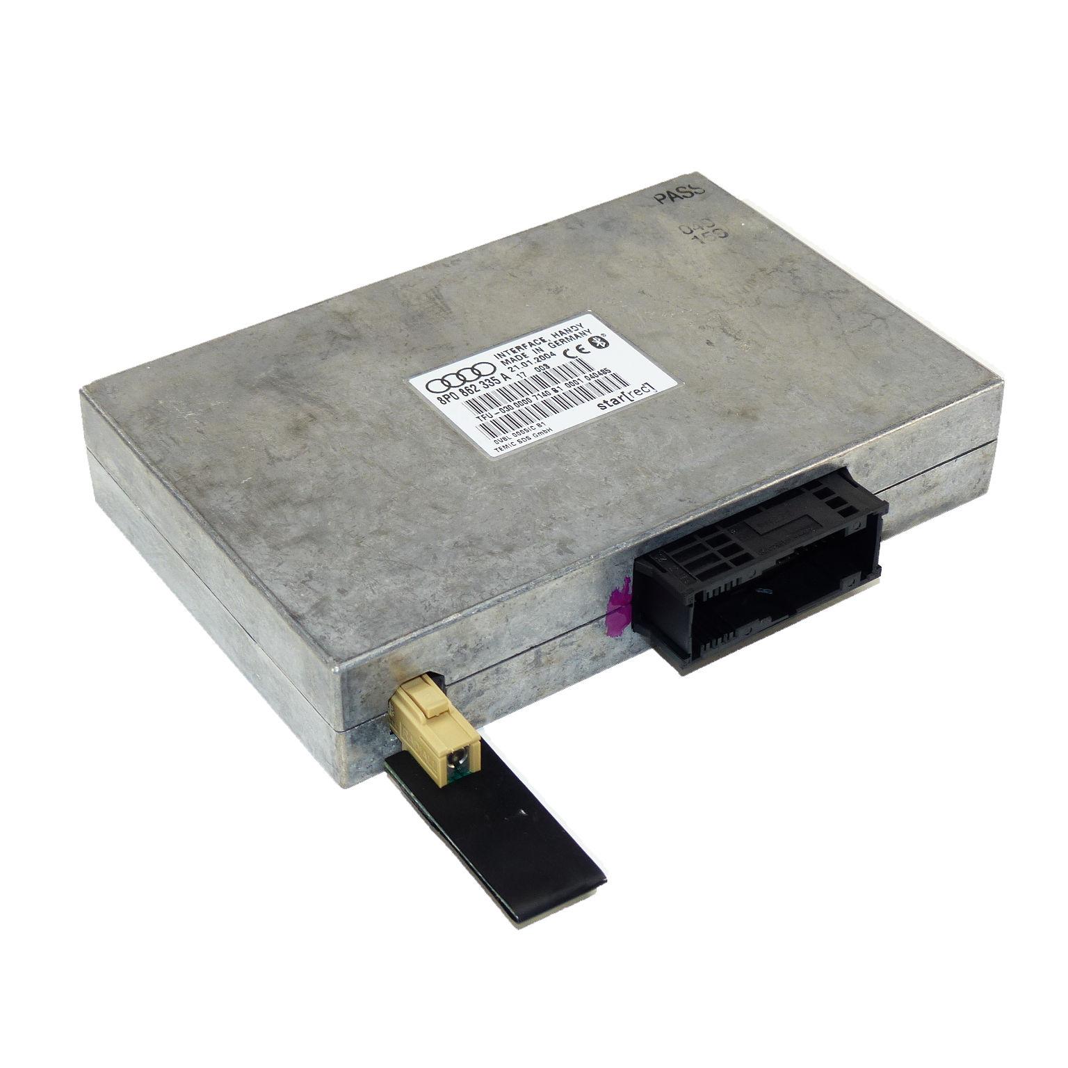 Interface Control Module Telephone 8p0862335a Audi A3 8p A4 8e B6 B7