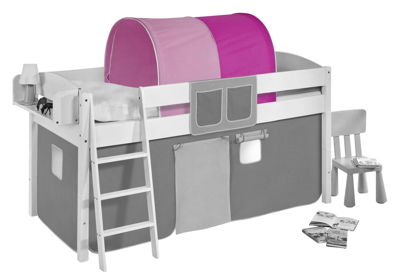 Tunnel Set Etagenbett : Tunnel rosa für hochbett spielbett und etagenbett möbel baby