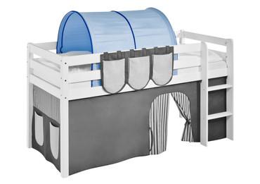 Tunnel Blau - für Hochbett, Spielbett und Etagenbett  – Bild 1