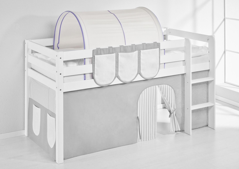 tunnel lila beige f r hochbett spielbett und etagenbett m bel baby kinderzimmer zubeh r. Black Bedroom Furniture Sets. Home Design Ideas