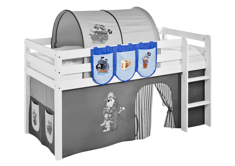 Etagenbett Spielbett : Hängetaschen pirat blau für hochbett spielbett und etagenbett