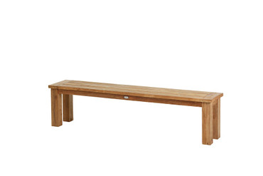 Belmont Bank 190 cm Old Teak Natur