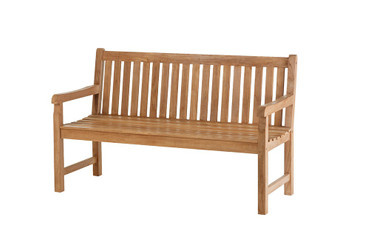 Cornwall Bank 150 cm Old Teak Natur