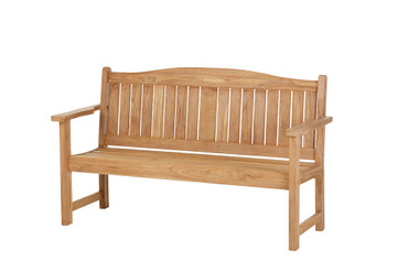 Byron Bank 150 cm Old Teak Natur