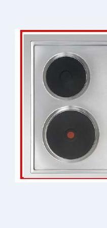 Single Küchenblock Greta inkl. Elektrogeräte und Kochplatten, 150 cm – Bild 5