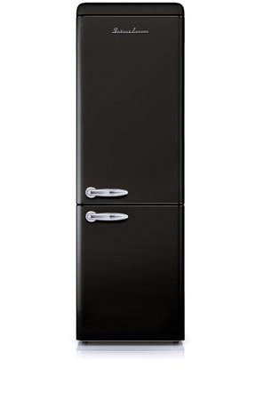 Kühl-Gefrierkombination 190 cm, A++, SL300B CB Matt Schwarz – Bild 1