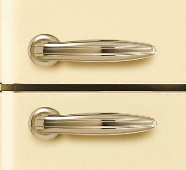 Kühl-Gefrierkombination 190 cm, A++, SL300B C Matt Creme – Bild 4