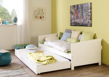 Funktionsbett NINA mit Bettschublade – Bild 1
