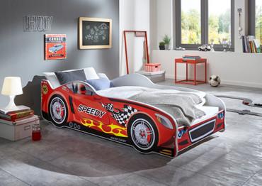 Autobett SPEEDY 80x160 inkl. Lattenrost u. Matratze – Bild 1