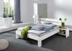 Futonbett Julia 140 inkl. Matratze Relita Accord