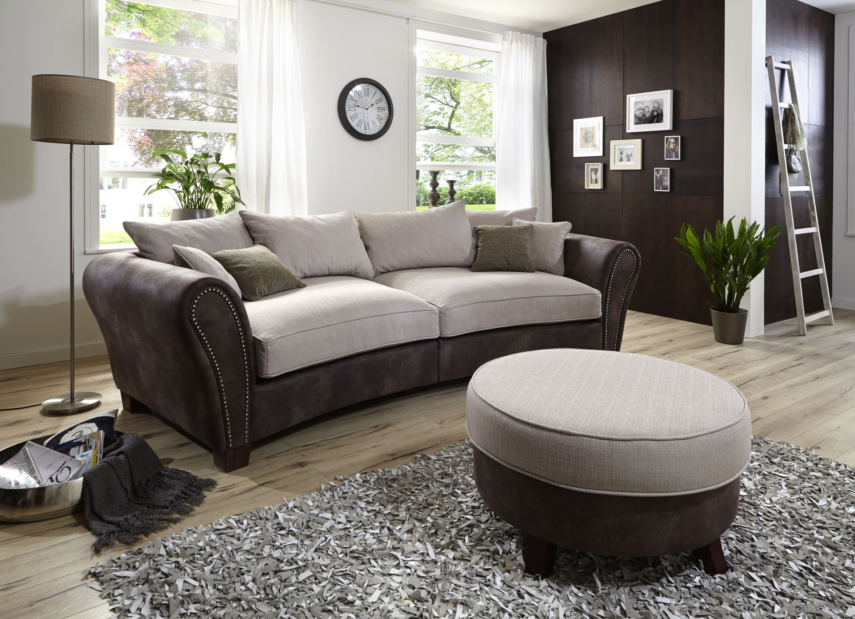 sofa big home the honoroak. Black Bedroom Furniture Sets. Home Design Ideas