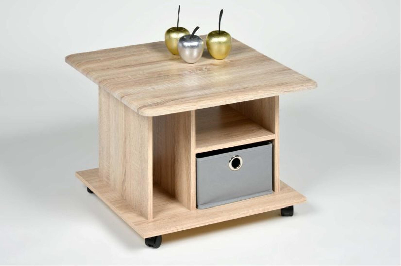 couchtisch bono in drei farben und mit korb m bel wohnzimmer couchtische. Black Bedroom Furniture Sets. Home Design Ideas