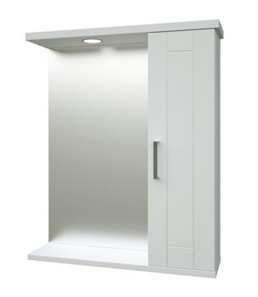 Badezimmer Set Eternal, aufgebaut inkl. Waschbecken – Bild 2