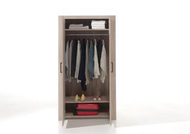 Kleiderschrank 2-trg. Aline – Bild 1