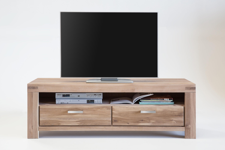 Tv Kommode Bianco Wildeiche Massiv Mobel Wohnzimmer Lowboards