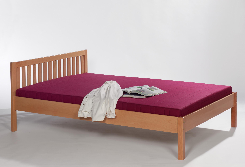 Bett Udine Buche Massiv M Bel Schlafzimmer Betten