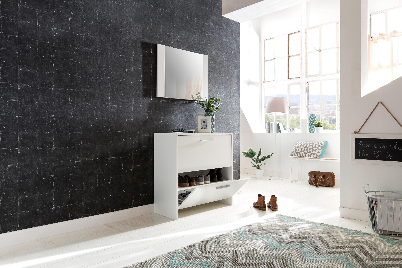 flurset bahia 2teilig m bel flur diele garderobensets. Black Bedroom Furniture Sets. Home Design Ideas