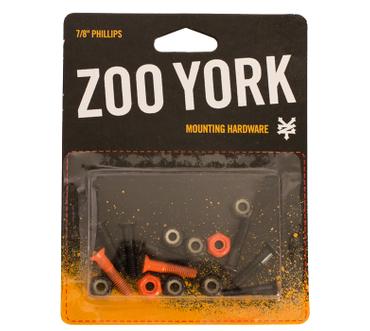Zoo York 7/8 Inch Phillips Orange Montagesatz