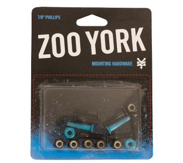 Zoo York 7/8 Inch Phillips Blue Montagesatz