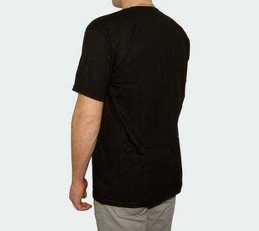 Enjoi Herren T-Shirt Doesn`t Fit (Black) – Bild 4
