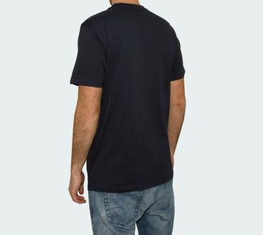 Plan B Herren T-Shirt Premium Original 2 (Navy) – Bild 4