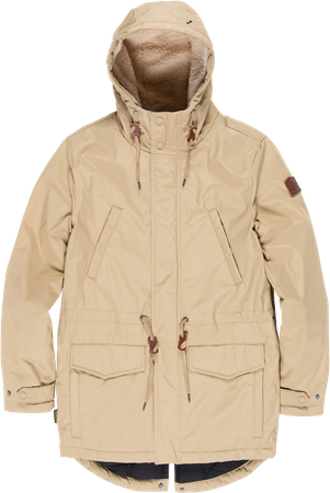 Element Damen Jacke Roghan Women (Desert Khaki)