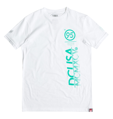DC Shoes Herren T-Shirt RD SPEC 1995 (White)