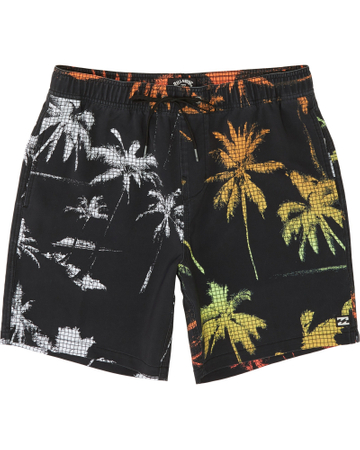 Billabong Herren Boardshorts Sundays Intrchng (Neon) – Bild 1