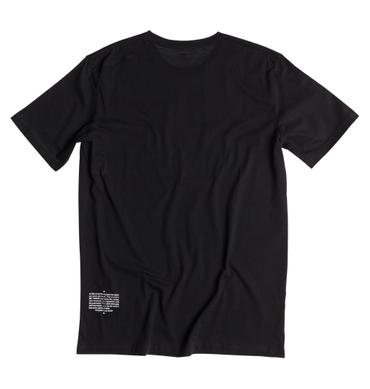 DC Shoes Herren T-Shirt STAR (Black) – Bild 2