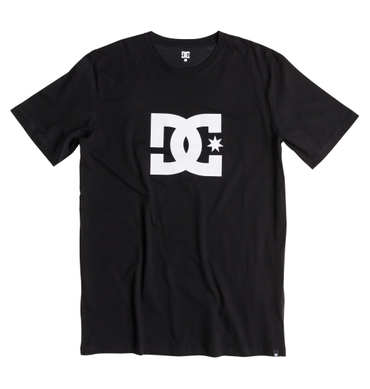 DC Shoes Herren T-Shirt STAR (Black) – Bild 1