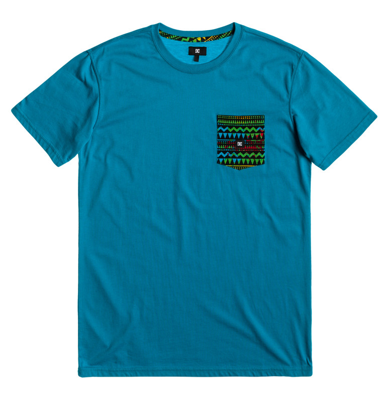 DC Shoes Herren T-Shirt SPACEPORT CREW (BNZ0) 001