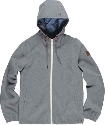 Element Herren Jacke ALDER (Grey Heather)