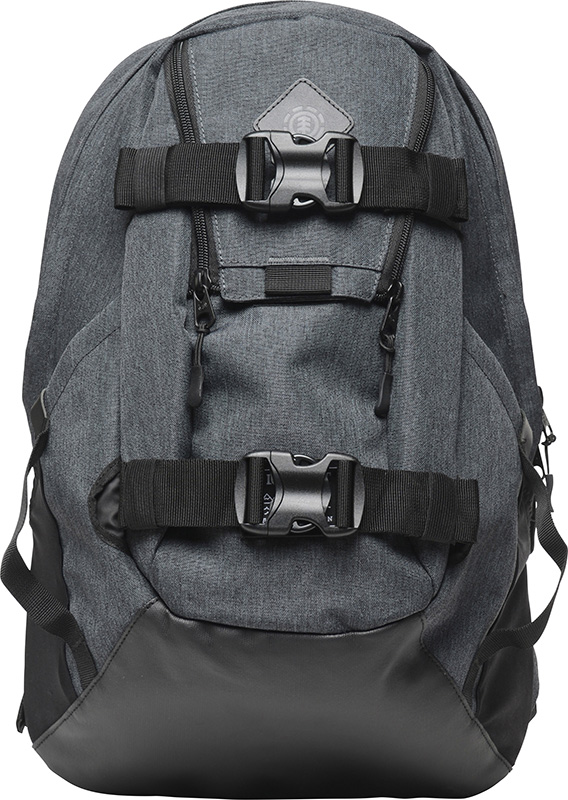 Element Rucksack THE DAILY (Charcoal Heathe) 001
