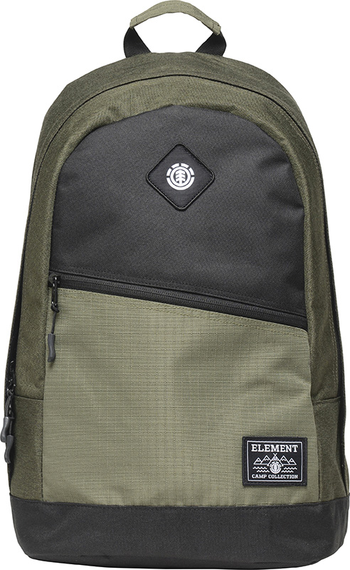 Element Rucksack CAMDEN BPK (Moss Heather) 001