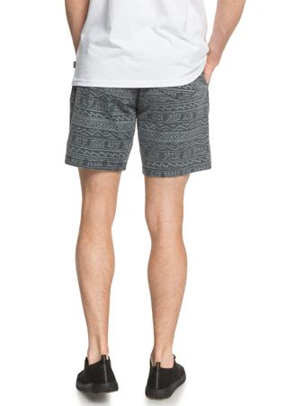 Quiksilver Herren Shorts Taxer (Black Tonal Heritage) – Bild 3