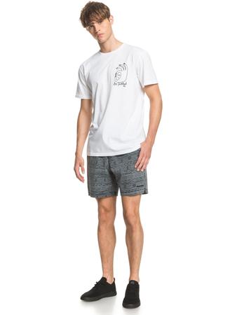 Quiksilver Herren Shorts Taxer (Black Tonal Heritage) – Bild 6