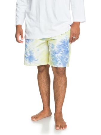Quiksilver Herren Shorts Originals (Tie Dye Wash) – Bild 1