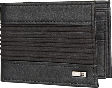 Billabong Herren Geldbeutel EVOLUTION WALLET (Black)