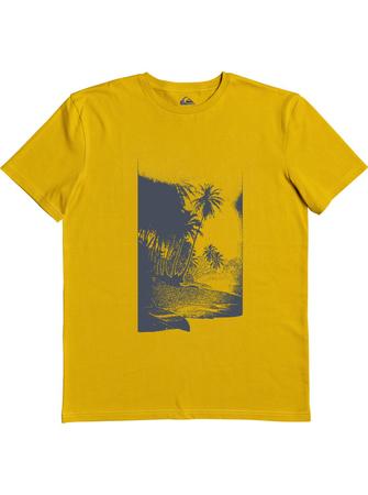 Quiksilver Herren T-Shirt Dreamer Lounge (Honey)