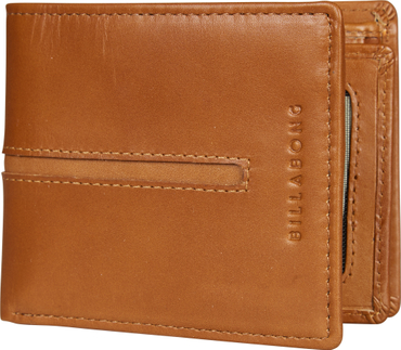 Billabong Herren Geldbeutel EMPIRE SNAP WALLET (Tan)
