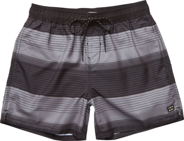 Billabong Herren Badehose ALL DAY GEO 16 (Black)