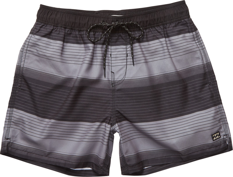 Billabong Herren Badehose ALL DAY GEO 16 (Black) 001