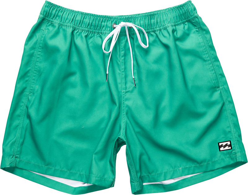 Billabong Herren Badehose ALL DAY LAYBACK 16 (Dark Jade) 001