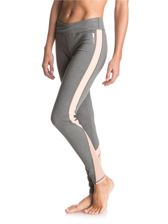 Roxy Damen Hose MATHURA PANT (Charcoal Heather) – Bild 1