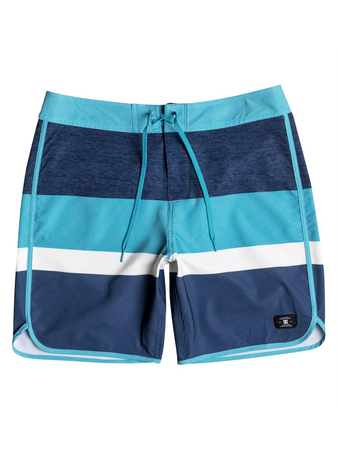 DC Shoes Herren Badeshorts TRIMBLE 18 (Summer Blues)