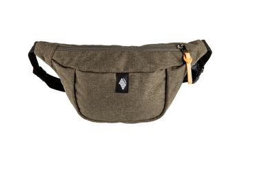Nitro Unisex Gürteltasche Hip Bag (Burnt Olive) – Bild 1